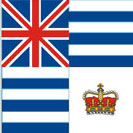 OIn the 1700s, Providence was one of several English-speaking communities that were absorbed into the Spanish speaking countries of the Western Caribbean and Central America. This is the flag of Miskitia, which lies on the Caribbean coast of Nicaragua. It gives a clue to the largely forgotten role Britain played in settling this part of the world.